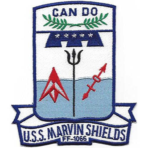 (FF-1066 USS Marvin Shields Patch)