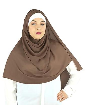 Safiya Hijab Kopftuch Zum Schnellen überziehen Für Frauen I