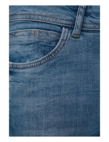 Mid Blue 11305 Femme Slim Wash One Jean Bleu Street Authentic wx1qPvARF
