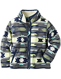Carter's Boys Knit Layering 263g626, Print, 5
