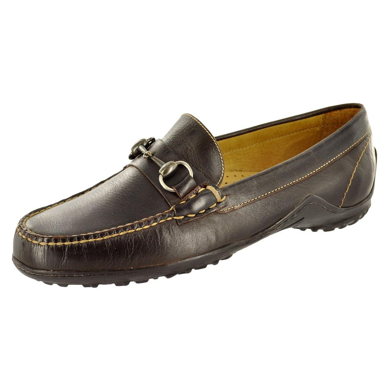 7f5d4669d8f55 Amazon.com | Martin Dingman Men's Shoes Bill Horsebit Loafer 8 M Walnut 8 M  Walnut | Loafers & Slip-Ons