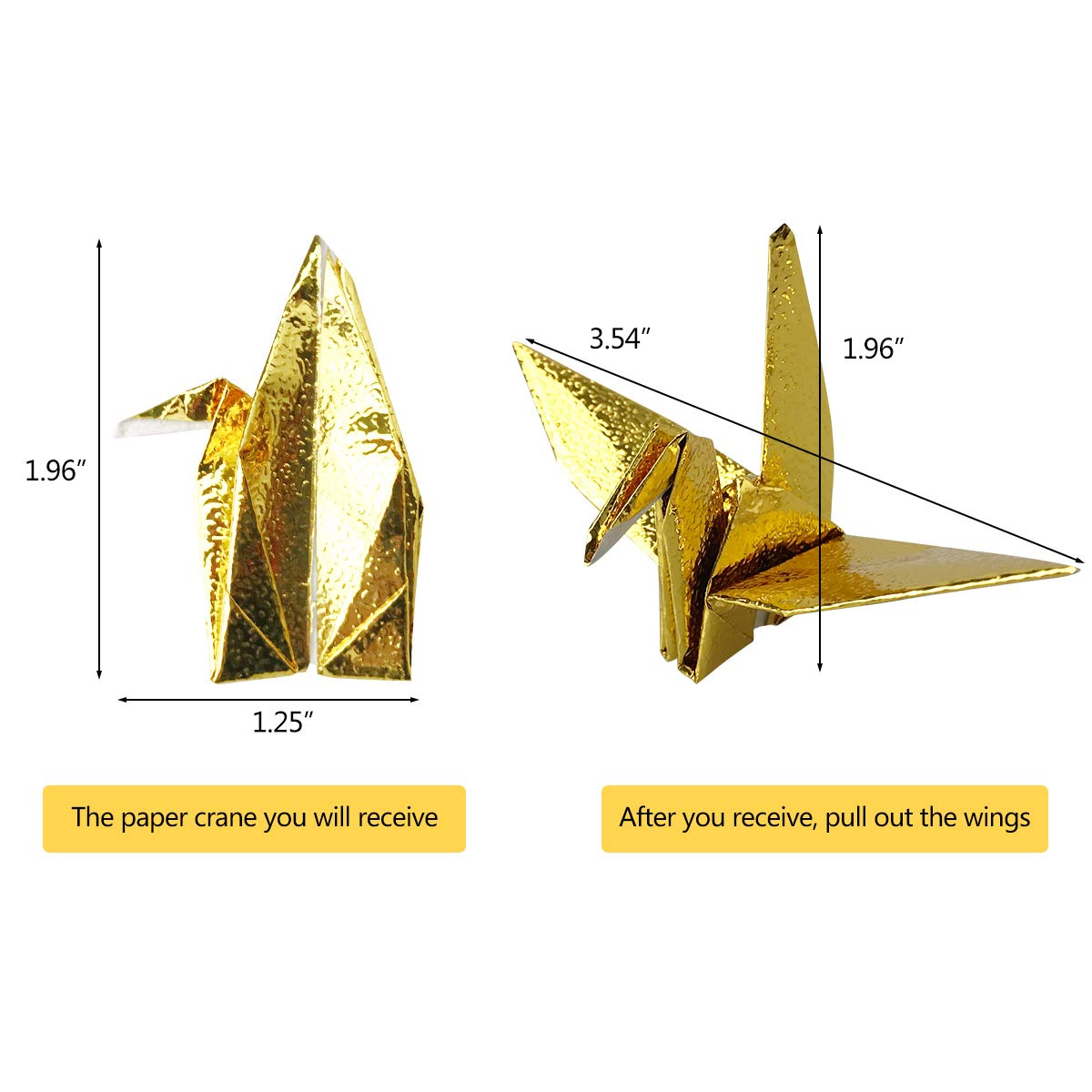 Folded DIY Japanese Crane Mobile String Garland for ...