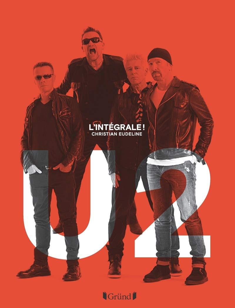 U2 Amazon Fr Christian Eudeline Livres