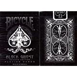 Bicycle Black Ghost Playing Cards Second Edition Deck by Ellusionist
