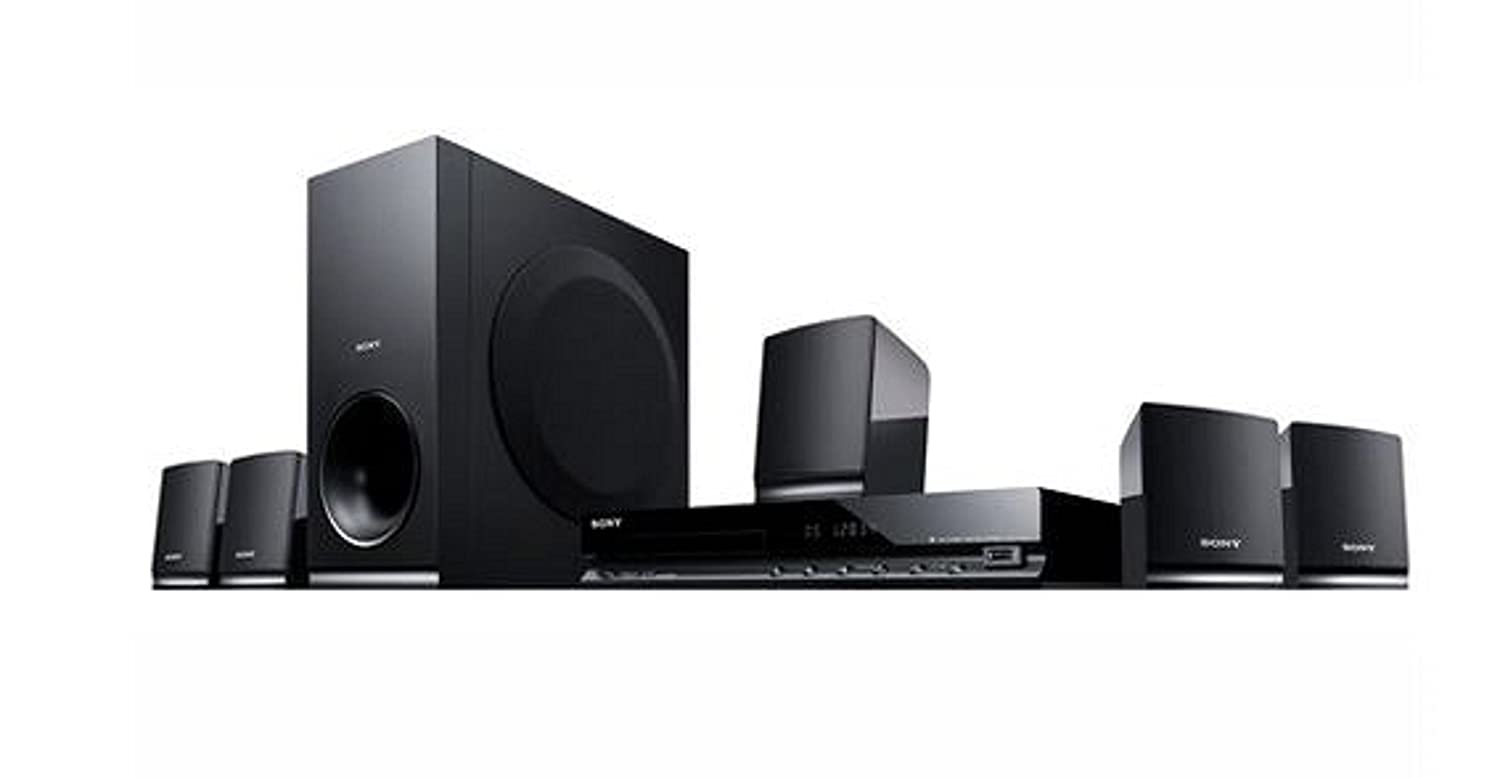 home theater system. buy sony dav-tz145 home theatre system (black) online at best price in india- amazon.in theater h