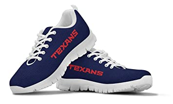 huge discount a9dec f33fd Amazon.com : Houston Texans Themed Casual Athletic Running ...