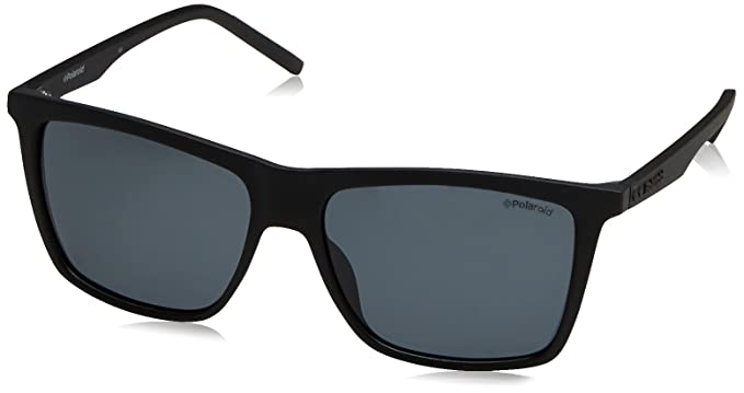 b739a57c7a Image Unavailable. Image not available for. Colour  Polaroid Polarized  Rectangular Men s Sunglasses ...