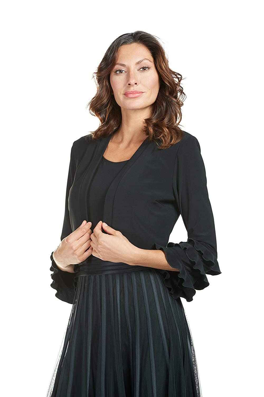 580c2f796c77 Frank Lyman Bolero Style 185031 at Amazon Women s Clothing store
