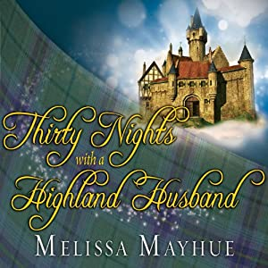 Thirty Nights with a Highland Husband Audiobook