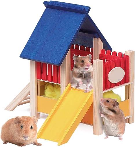 Karlie 84144 Casa para Juegos Roedor Wonderland: Amazon.es ...