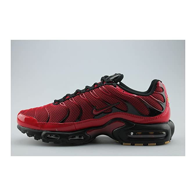 5e1ca1b316 ... australia nike mens air max plus nike tuned 1 tn diablo red uk 10  amazon shoes ...