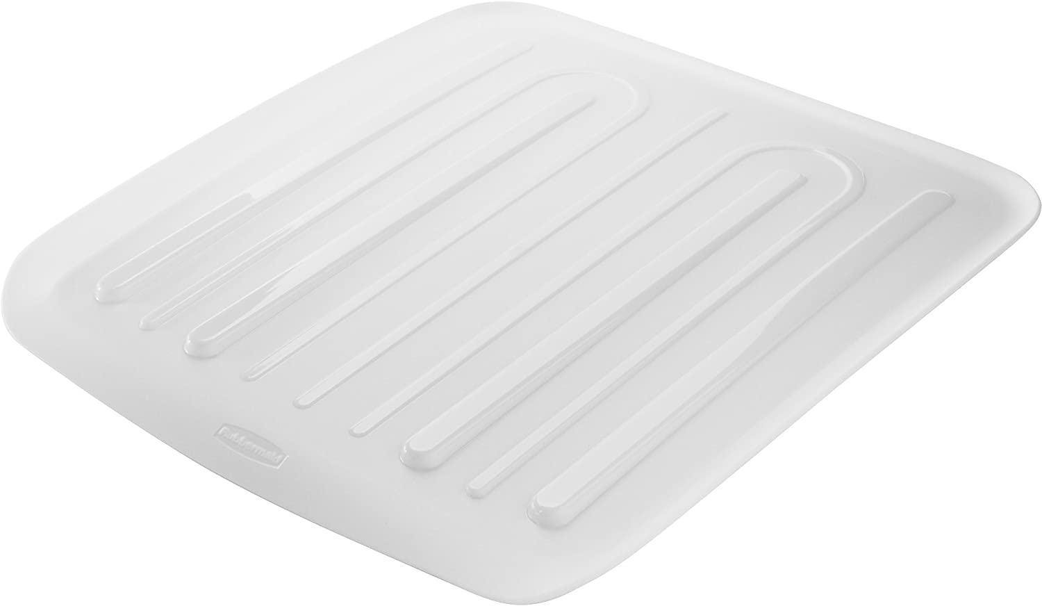 Red by Rubbermaid Rubbermaid 1180-MA-RED Antimicrobial Small Drain Board