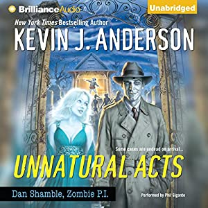 Unnatural Acts Audiobook