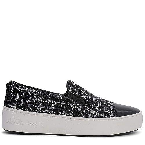 71314539f4ce Michael Kors Tia Slip-on Active Flats in Black  Amazon.co.uk  Shoes   Bags