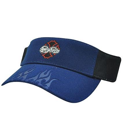 SMARTY BOARD Skate sombrero gorra visera chicos jóvenes tienda niños azul negro llama FIRE