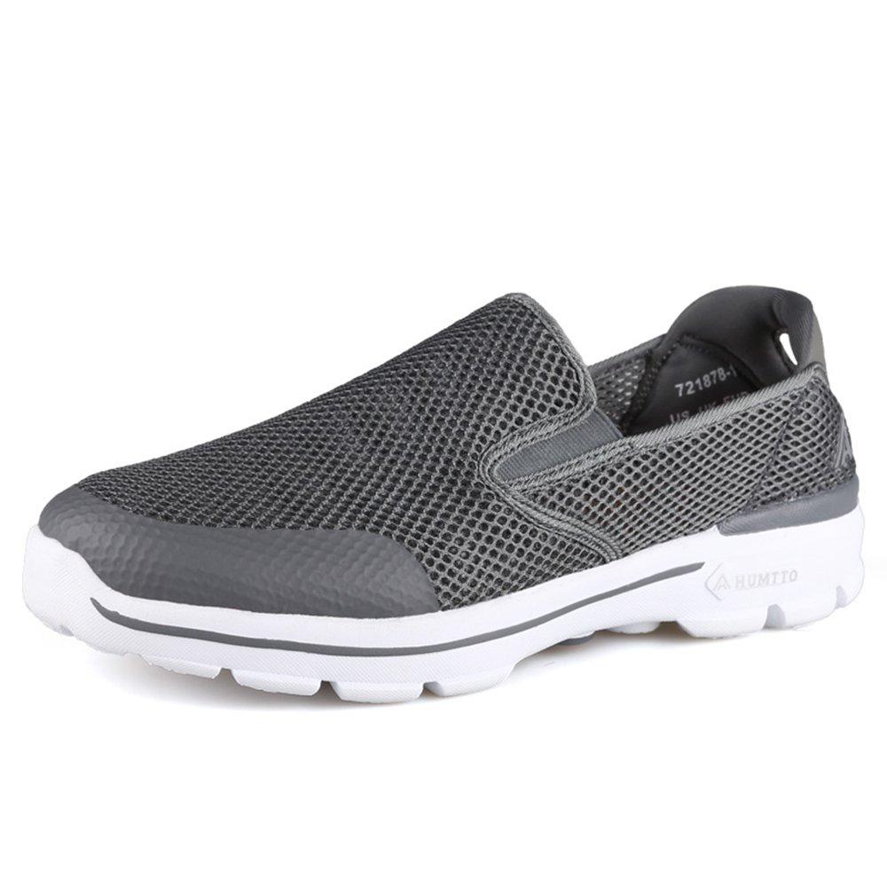 Sunjcs - Zapatillas de Running de Sintético para Hombre 39 EU Gray(men)
