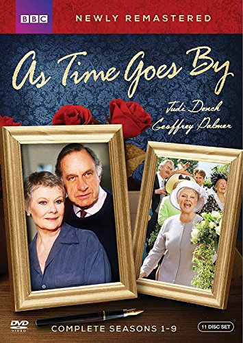 As Time Goes By: Remastered Series Complete Box (Time Dvd Game)