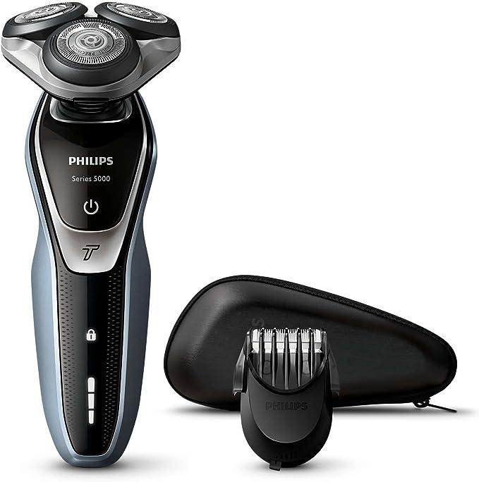 Afeitadora Philips Shaver S5330/41 con Modo Turbo: Amazon.es ...