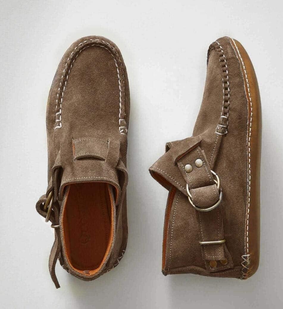 ZYLL 2020 Neue Winter Schnee Stiefel High Top Martin Stiefel Frauen-Qualitäts-Bucket Thick Pelz-warme Winterstiefel Damen Schuhe Fashion Ankle Boots Brown