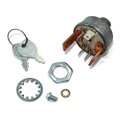 New IGNITION / STARTER KEY SWITCH for Sears Roper AYP Suburban STD-365401R supplier_id_theropshop, #UGEIO29251015192262 : Garden & Outdoor