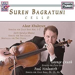 Suren Bagratuni, cello