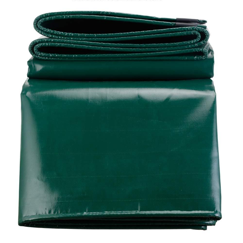 vert 2.8X2.8M GZW001 BÂche Anti-Pluie imperméable à l'eau de Prougeection Solaire Anti-Pluie Douce extérieure, 0.55mm
