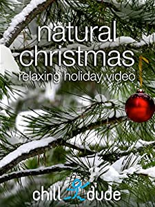 Natural Christmas Relaxing Holiday Video