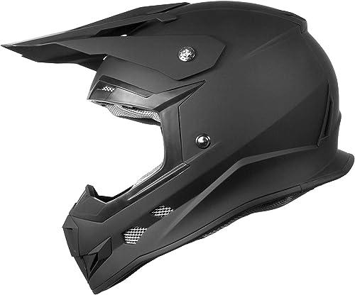Glx Unisex-Adult Gx23 Atv Motorcycle Helmet