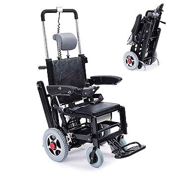 A&DW Escalera eléctrica Plegable Escalera para sillas de ...