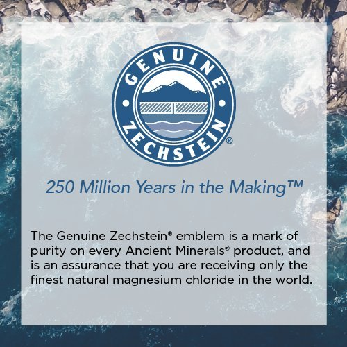 Ancient Minerals Magnesium Lotion of Pure Genuine Zechstein Magnesium Chloride - Best uesd for Topical Skin Application on Sensitive Skin(5oz) by Ancient Minerals (Image #4)