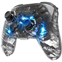 PDP Switch Afterglow Delux Wireless Controller