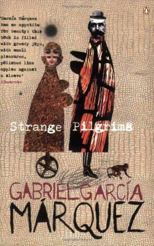 Strange Pilgrims - Strange Pilgrims (Penguin International Writers)