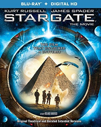 Blu-ray : Stargate (Remastered, Anniversary Edition)