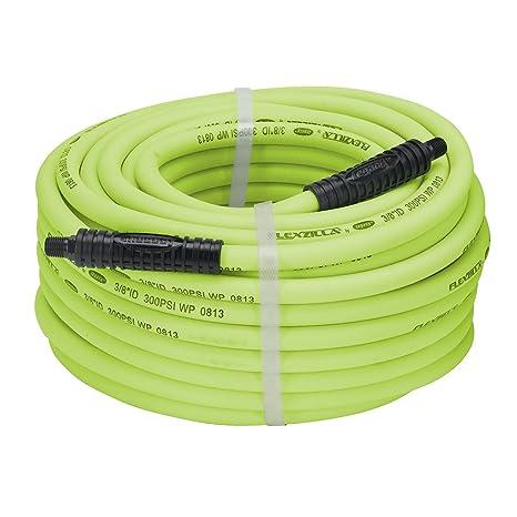 61djhkGEQvL._SX466_ amazon com flexzilla air hose, 3 8 in x 100 ft, 1 4 in mnpt