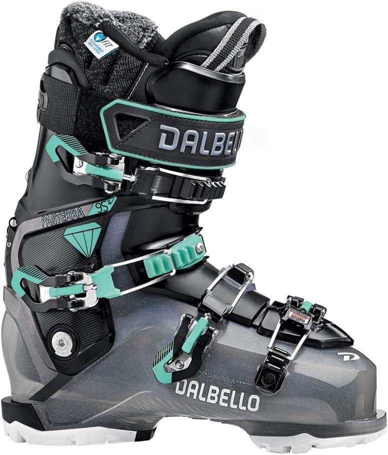 Dalbello Panterra 95 GW Womens Ski Boots - Best Wide Calf Ski Boots