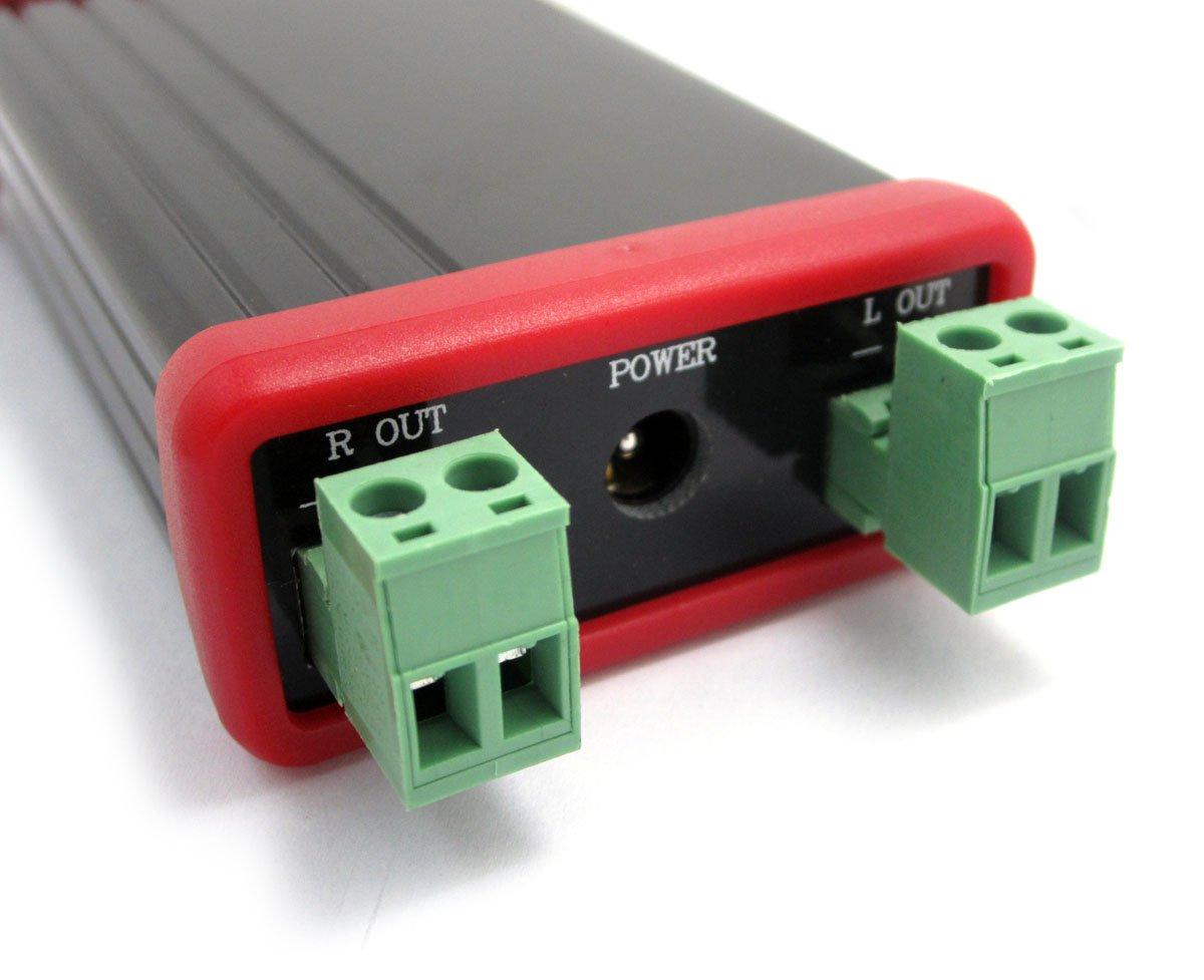 Wingoneer Bluetooth Wireless Audio Receiver Hifi Klasse Tpa3116 22w Amplifier For 12v Power Supply Systems 2x50w V42 Csr64215 Untersttzung Aptx Fr Musik Streaming Sound System Works