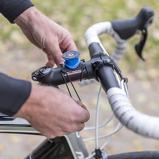 Quad Lock Pro - Soporte para bicicleta, color negro: Amazon.es ...
