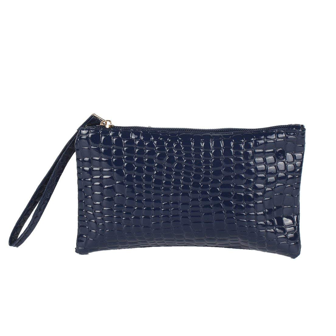 DFHJSXDFRGHXFGH-ES Casual Girl Long Purse Trendy Universal Women Wallet Card Holder Monedero Encantador para Mujer Fashion Women Parts Royal Blue DFHJS
