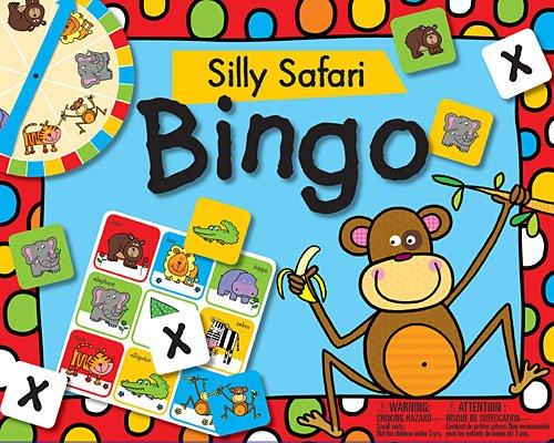 Silly Safari Bingo Tim Bugbird Make Believe Ideas Children' s Fiction Hrd