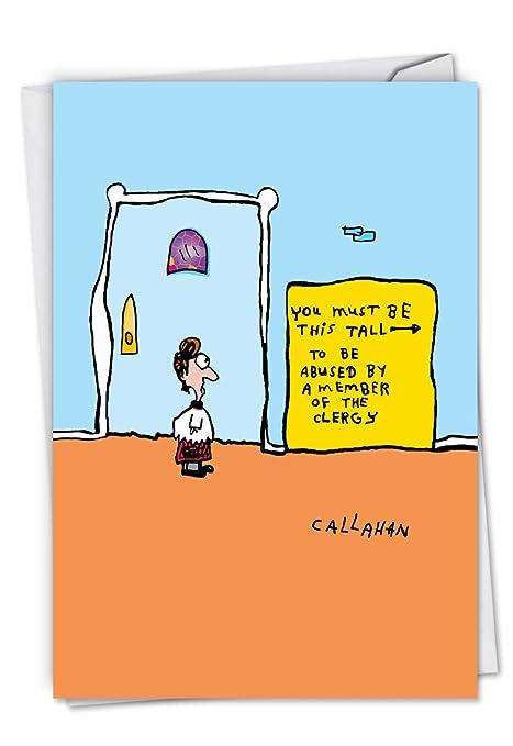 Amazon.com: p-calla-bd John Callahan tarjetas de cumpleaños ...