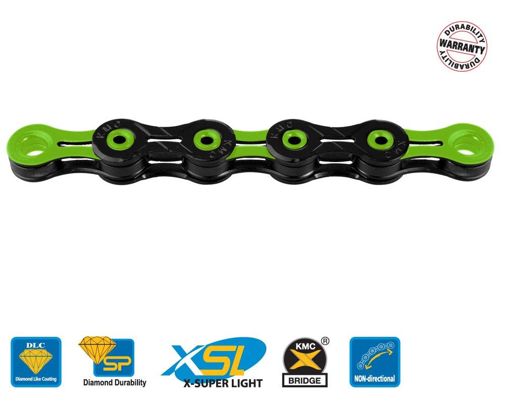 KMC X10SL DLC 10 Speed Kette