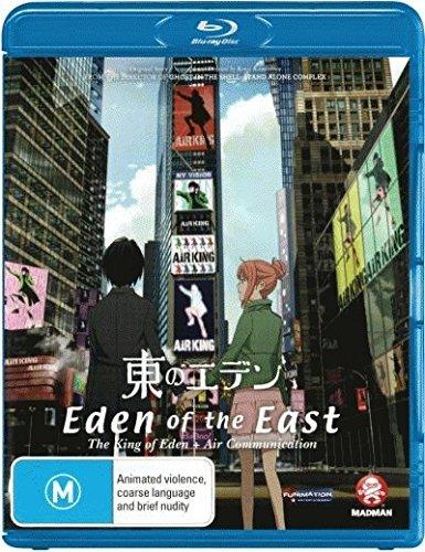 Eden of the East Movie 1 King of Eden / Air Communication | Anime & Manga | NON-USA Format | Region B Import - Australia