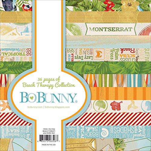 Bo Bunny 19317326 Paper Pad (36 Pack), 6