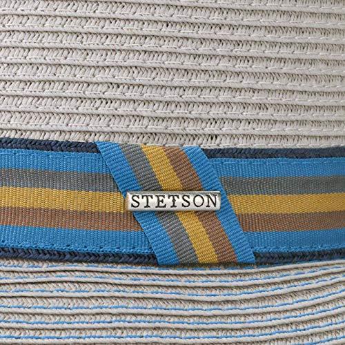 03f915f1d7d Stetson Contrast Stitch Toyo Diamond Hat Women Men