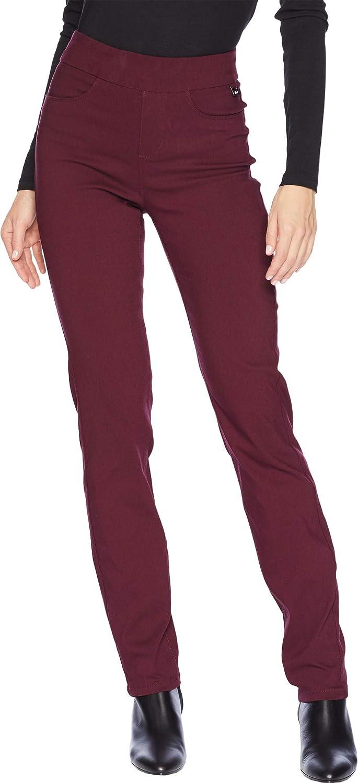FDJ French Dressing Jeans Womens PDR Wonderwaist Pull-On Slim Jeggings in Charcoal