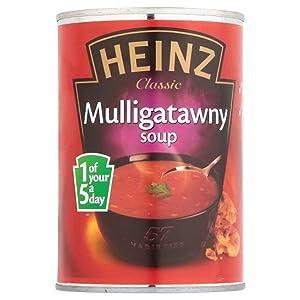 Heinz Classic Mulligatawny Soup (400g)
