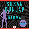 Karma Audiobook by Susan Dunlap Narrated by Teri Clark Linden