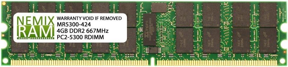 SNPJK002C/4G 4GB for DELL PowerEdge T300 by Nemix Ram