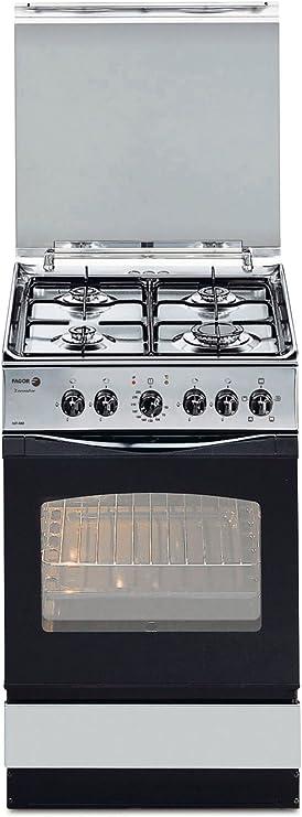 Fagor 3CF-540 I/BUT - Cocina (Cocina independiente, Plata ...