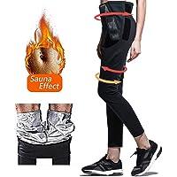 Moonssy Pantalones de Sauna Adelgazantes Mujer NANOTECNOLOGÍA, Leggins Reductores Adelgazantes, Leggins Anticeluliticos…